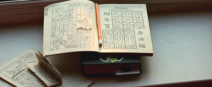 Sudoku Nieuwsblad