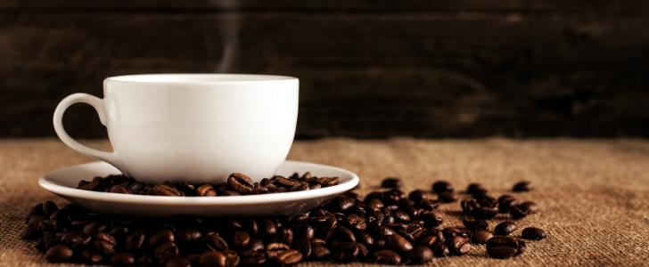 Koffiemarkt korting