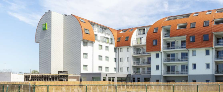 zeebrugge business flat