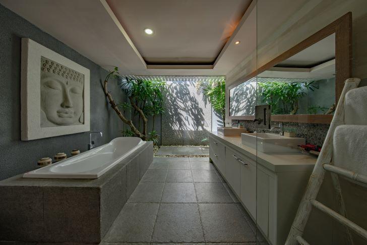 Kleur in je badkamer